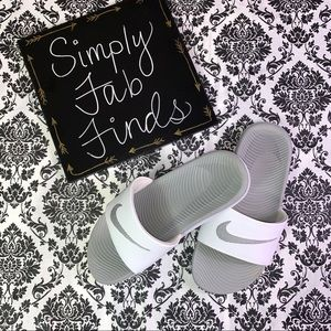 c6e12bb4aac1 Women s Nike Comfort Slide Sandals on Poshmark